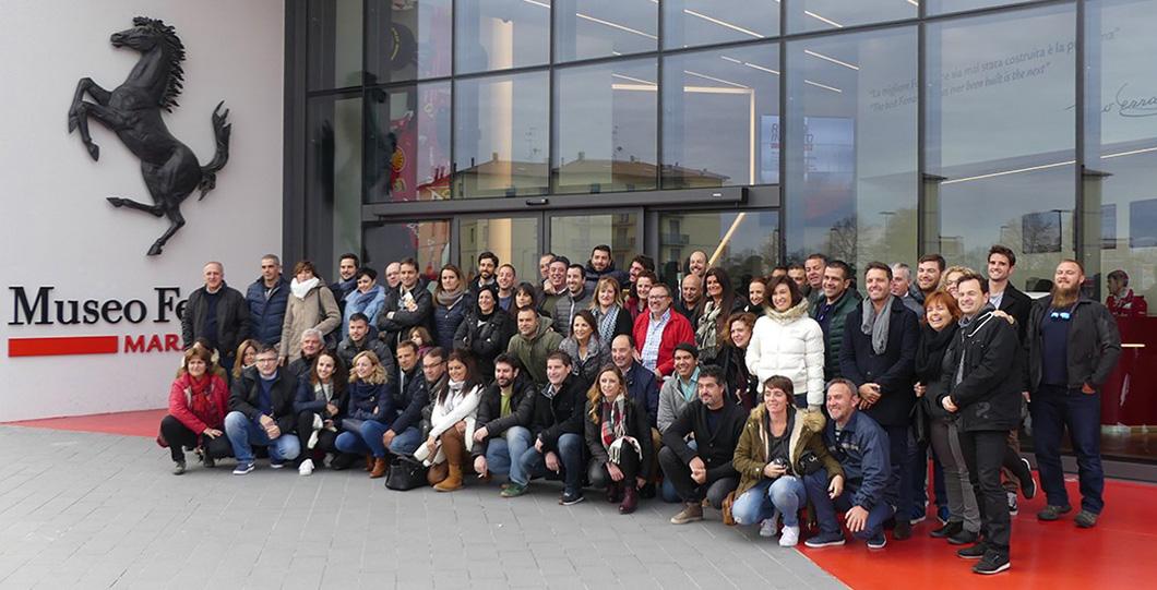 21 Museo Ferrari Maranello