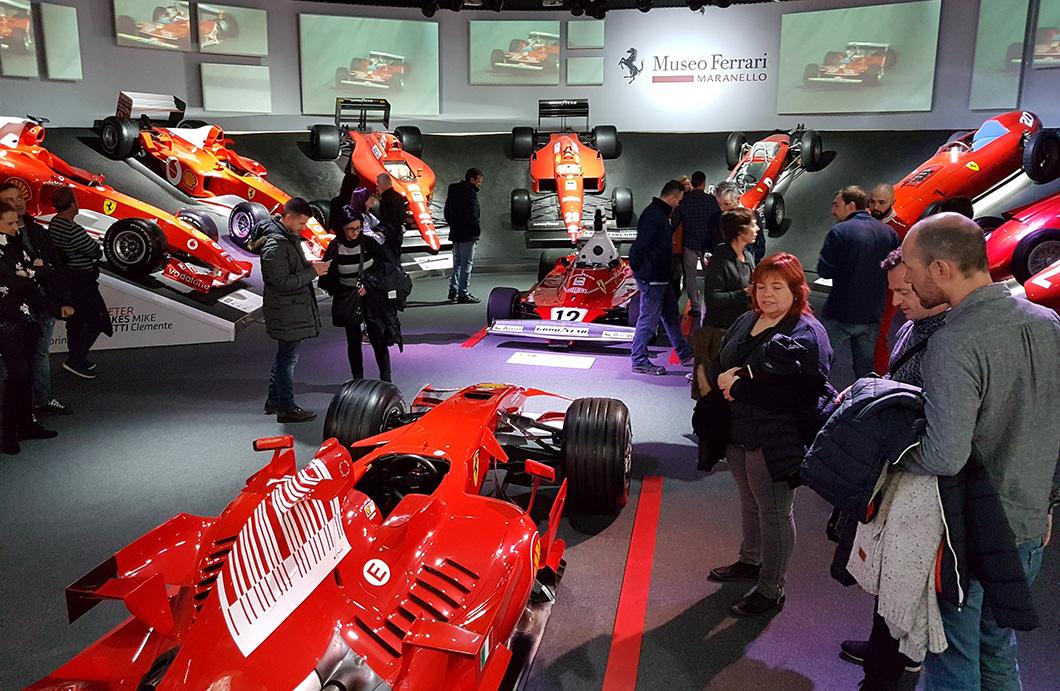 24 Museo Ferrari Maranello